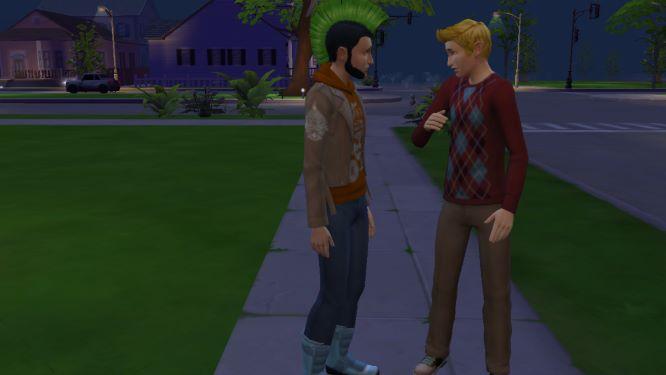 2 Samuel est heureux raconter une blague a Travis 1.jpg