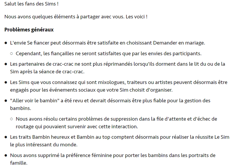 2018-04-23 10_01_30-The Sims 4 - Notes de patch pour LesSims4 - Opera.png