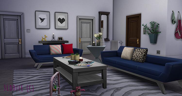 sims 4 d fi de l 39 architecte novembre 2016 sims4fr communaut sur les sims. Black Bedroom Furniture Sets. Home Design Ideas